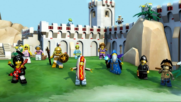 LEGO Minifigures Online launches