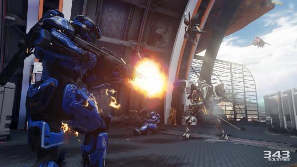 Halo 5 goes gold