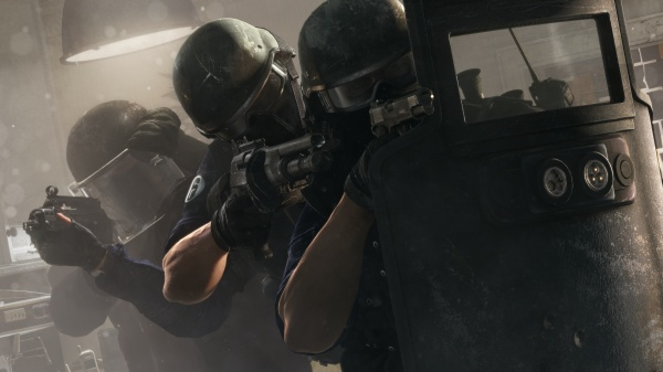 Rainbow Six Siege hits stores