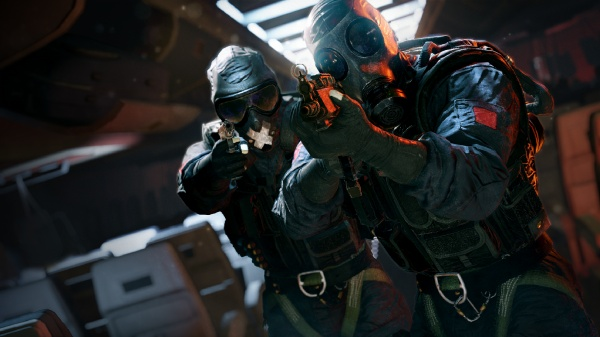 Will Arnett and Ben Schwartz face off in Rainbow Six Siege