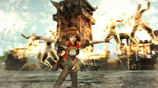 Dynasty Warriors 8 Empires expands to Vita