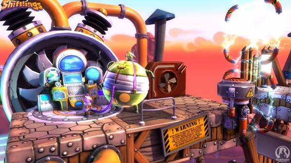Shiftlings shifts onto Wii U