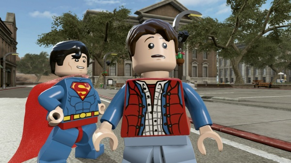 Play LEGO Dimensions at Comic-Con