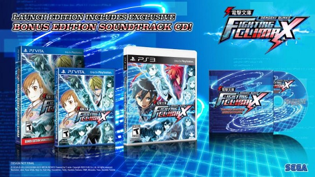 Dengeki Bunko: Fighting Climax ships in October with soundtrack CD