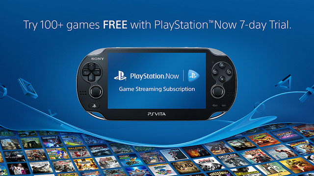 PS Now adds Vita games