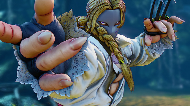 Vega joining Street Fighter V and will be playable at Gamescom