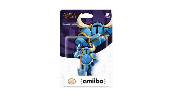 Shovel Knight amiibo revealed at PAX