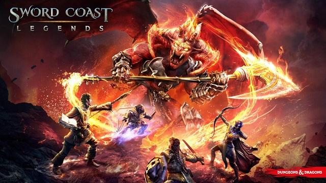 Sword Coast Legends headed to consoles