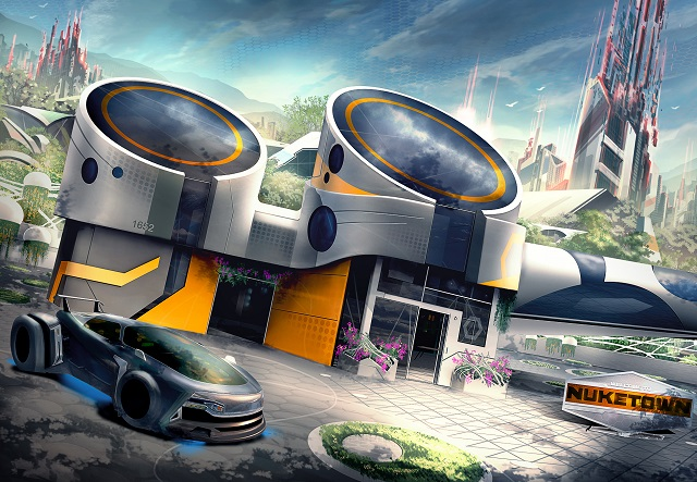 Black Ops III returning to Nuketown