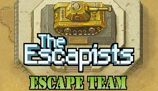 The Escapists headed to military prison
