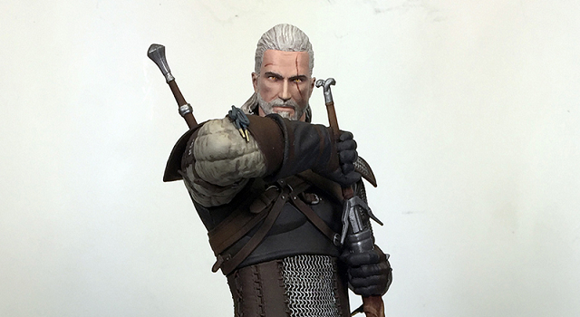 Dark Horse to produce line of The Witcher collectibles