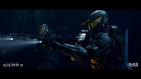 Halo Wars sequel unveiled at gamescom news image