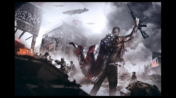 Homefront: The Revolution rises up at gamescom