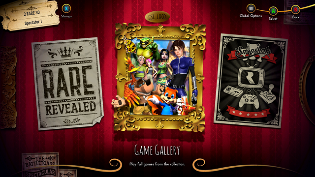 Rare Replay launched on Xbox One
