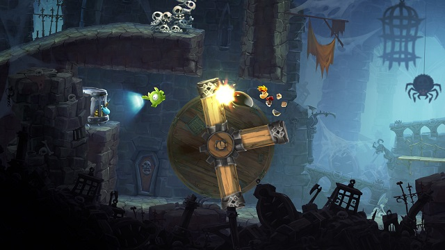 Rayman set to have more adventures on mobile