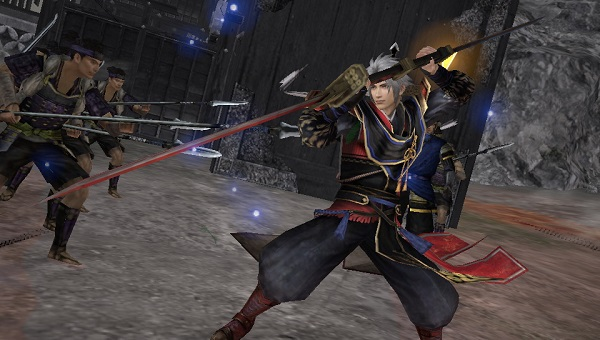 Samurai Warriors Chronicles 3 launched