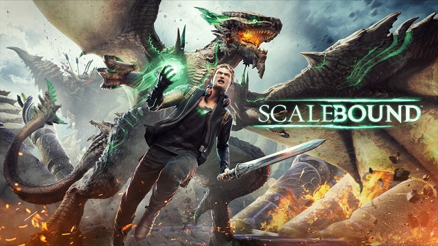 Microsoft offers glimpse of Scalebound at gamescom news image