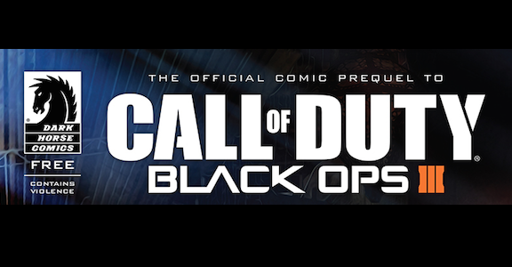 Call of Duty: Black Ops III getting a comic book series