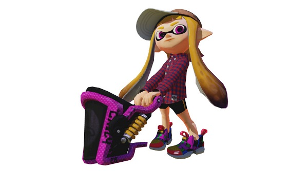 New modes and weapons coming to Splatoon news image