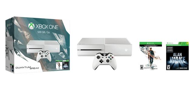 Xbox One Quantum Break Bundle revealed news image