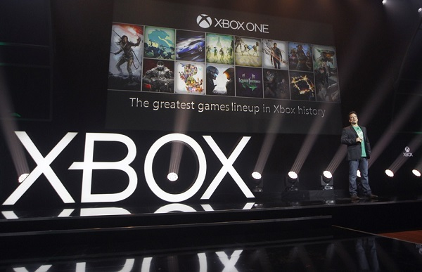 Microsoft touts game lineup at gamescom 2015 press conference