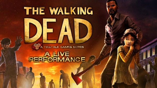 The Walking Dead to be performed live at Comic-Con