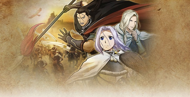 Arslan: The Warriors of Legend released today