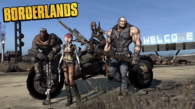 Borderlands joining Xbox One Backward Compatibility