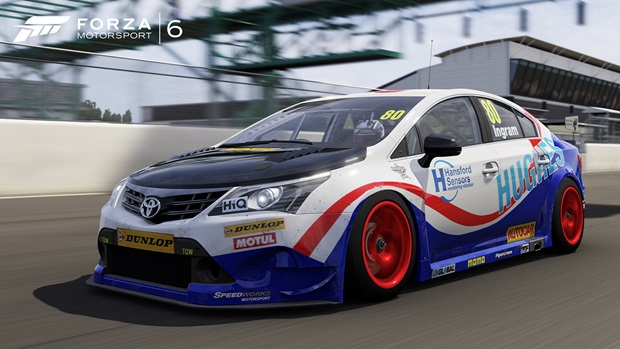 The British Racing Tour is coming to the Forza Motorsport 6 Garage