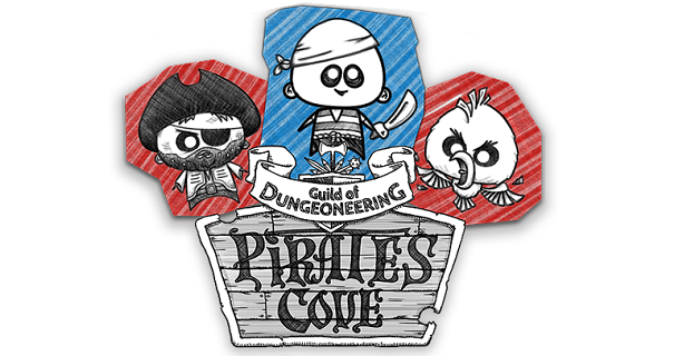 Guild of Dungeoneering exploring Pirate's Cove news image