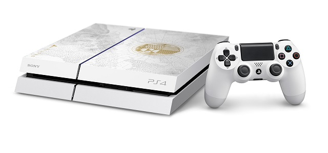 Destiny: The Taken King PS4 Bundle coming in September