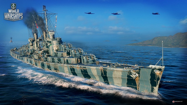 World of Warships launching World Tour event in February
