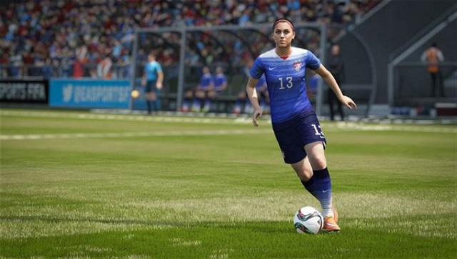 FIFA 16 to include 12 Women's National Teams