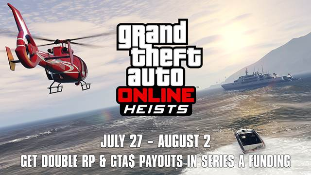 GTA Online increases Series A Funding news image