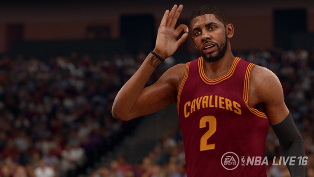 NBA LIVE 16 hits the court