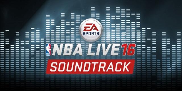NBA LIVE 16 soundtrack hits Spotify