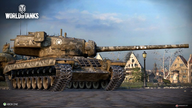 World of Tanks giving out marks of excellence