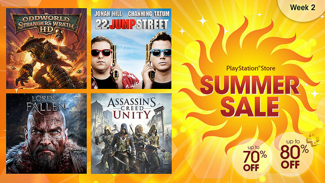 PS Store Summer Sale enters second week with more games
