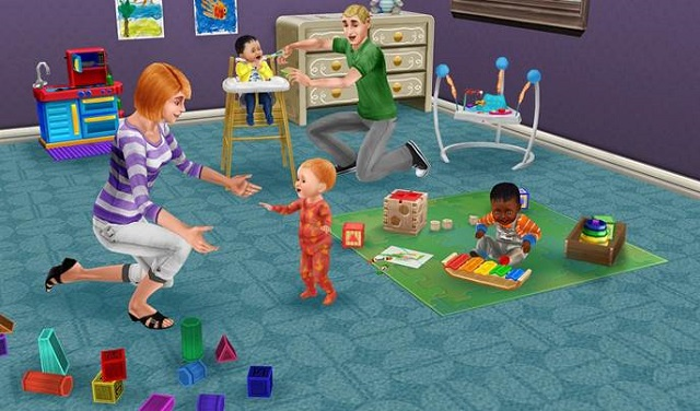 The Sims FreePlay gets more childish
