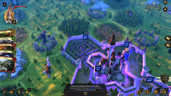 Armello release date set news image
