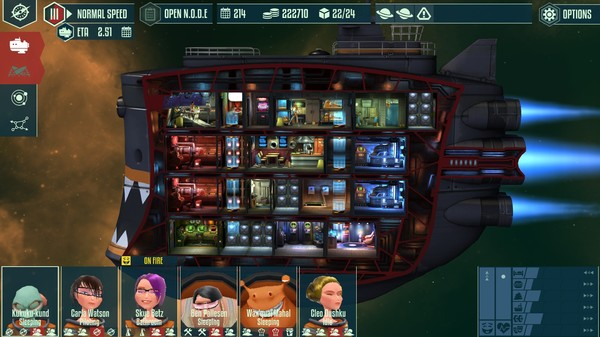 Cosmonautica lifts off into Steam and mobile