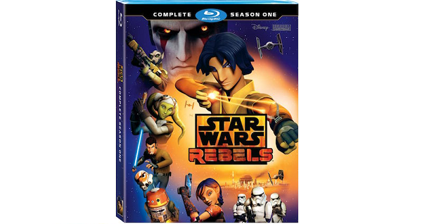 Star Wars Rebels: Complete Season One comes to Blu-ray & DVD in September
