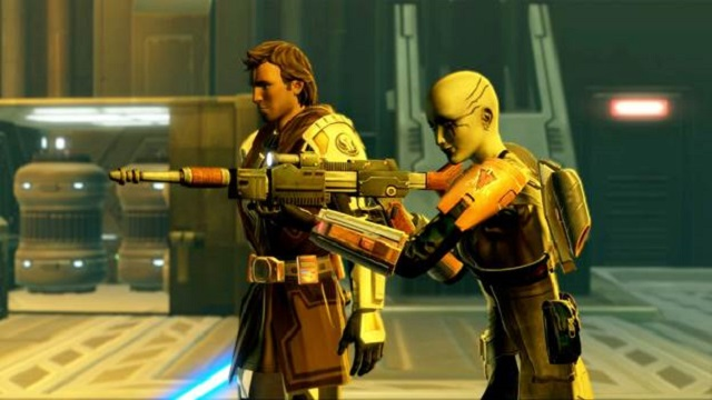 Anarchy in Paradise comes to Star Wars: The Old Republic