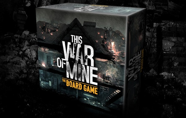 This War of Mine becoming a board game