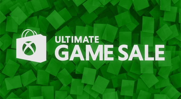 Xbox launches Ultimate Game Sale