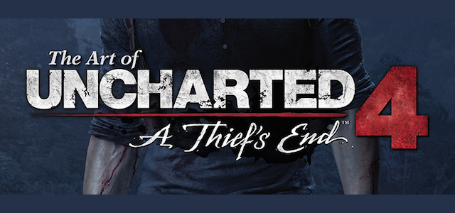 Dark Horse publishing The Art of Uncharted 4
