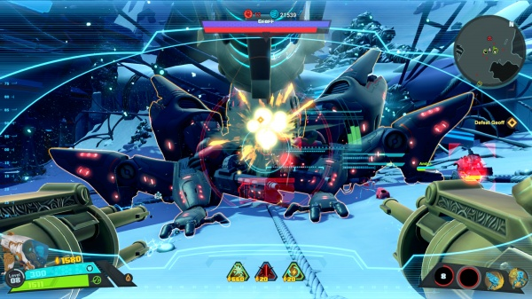 Battleborn Multiplayer Hands-On Preview