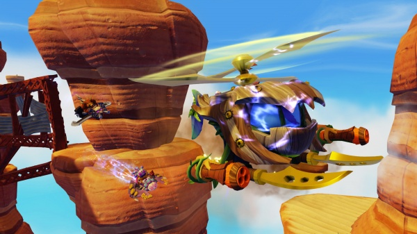 Skylanders SuperChargers Hands-on Preview