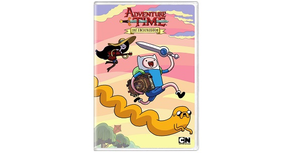 Adventure Time - The Enchiridion (DVD)