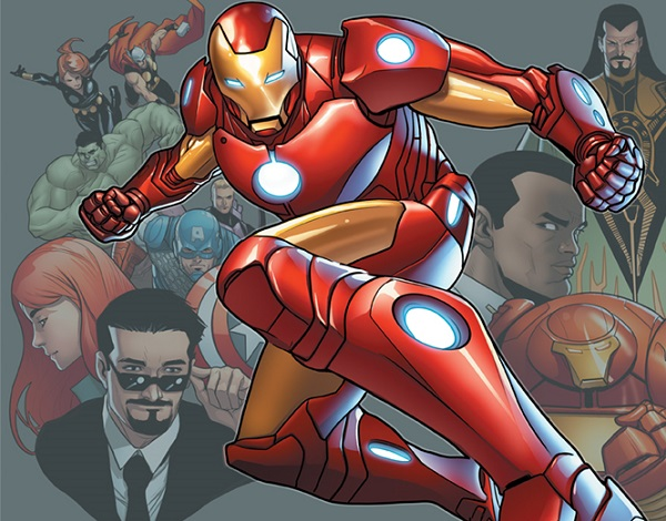 The World According to Iron Man (Book)